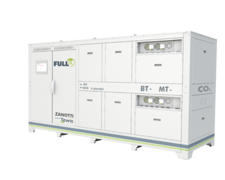 Tewis full CO2 unit